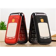 2.6 Inch Dual Screen Senior Flip Phone (WP-MINI21E).