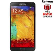 ++ RETRONS ++ SAMSUNG GALAXY NOTE 3 LTE N9005 REFURBISHED
