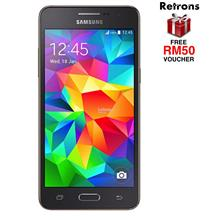++ RETRONS ++ SAMSUNG GALAXY GRAND PRIME DUOS G530 (REFURBISHED)