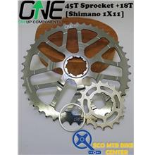 ONEUP COMPONENTS 45T Sprocket +18T [Shimano 1X11]