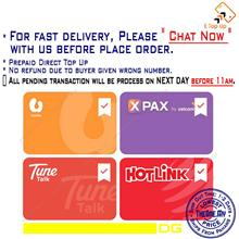 "E-Reload Direct Top Up RM5 ( For Fast Delivery Pls ""Chat Now"" With Us"