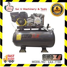 Eurox EAX-7190 Petrol Engine Air Compressor 5.5hp 150litre