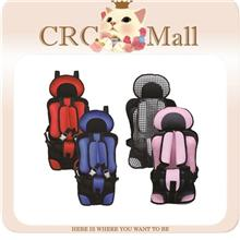 Gracoo Portable Baby Safety Seat Carseat Children's Chairs Car - Red