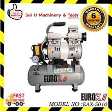 Eurox EAX-5010 Oiless & Silent Type Air Compressor 550w 10litre