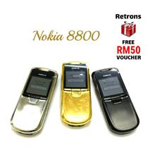 ++ RETRONS ++ NOKIA 8800 CLASSIC REFURBISHED