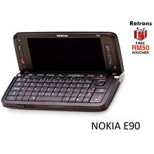 ++ RETRONS ++ NOKIA E90 COMMUNICATOR BRAND NEW IMPORTED