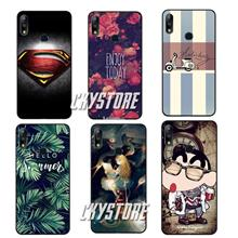 ASUS ZENFONE MAX PRO M2 ZB631KL Cartoon SOFT TPU SLIM Case