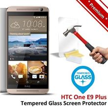 Premium Protection HTC One E9 Plus Tempered Glass Screen Protector
