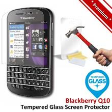 Premium Protection Blackberry Q10 Tempered Glass Screen Protector