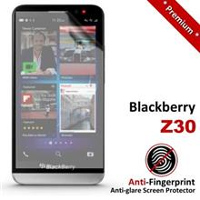 Premium Anti-Fingerprint Matte Blackberry Z30 Screen Protector