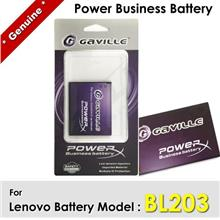 Power Business Battery BL203 BL-203 Lenovo A278T A369 Battery 1Y WRT