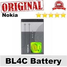 Original Nokia BL4C BL-4C 6125 6131 6136 6170 Battery 1Y WARRANTY