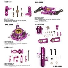 Esky Belt CP (EK1H-E013/14) CNC Metal Head & Tail Upgrade Kit