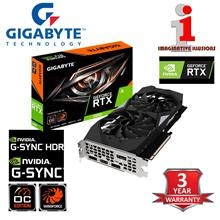 Gigabyte WindForce OC nVidia GeForce RTX 2060 6GB GDDR5 PCI-E3.0x16