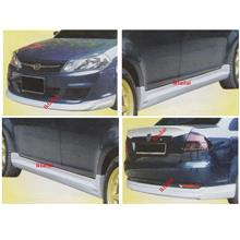 Proton Saga BLM FL/FLX SPIN STYLE FULL SET BODY KIT +SPOILER