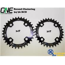 ONEUP COMPONENTS Round Chainring 94/96 BCD