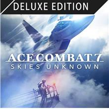 PS4 Ace Combat 7: Skies Unknown Deluxe Edition