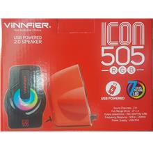 VINNFIER ICON 505 RGB USB POWERED SPEAKER
