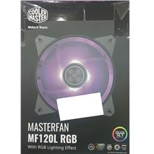 COOLER MASTER MASTERFAN MF120L RGB RGB LIGHTING EFFECT