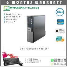 Dell Optiplex 980 SFF Intel i5 1st-G (end 3 19 2019 3 19 PM) 77e46e372a7a