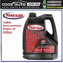 Torco TR-5 10W40 Semi Synthetic Engine Oil (4 liters)