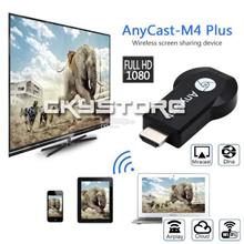 AnyCast M4 Plus Airplay 1080P Wireless WiFi Display TV Dongle Receiver
