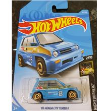 Hot wheels 85 Honda city turbo 11
