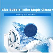 【READY STOCK MY】Magic Auto Toilet Bowl Cleaner Blue Bubble