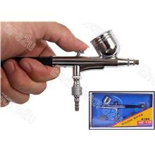 Holder Taiwan Gravity Feed Double Acting Airbrush 0.3mm (HD-130)