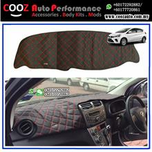 Perodua Myvi 2018 low spec no hole for TouchnGo DAD Garson Dashboard Cover Mat