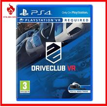 PS4 Driveclub Rall R4 (Used)