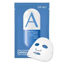DR. WU Vitamin A Deep Hydrating Capsule Facial Mask 1s)