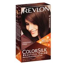 REVLON ColorSilk 47 Medium Rich Brown 1s