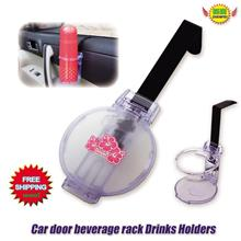 Car truck transparent door side drink Bottle Can Cup holder LK207