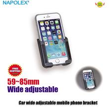 Car instrument center console adjustable phone holder NAPOLEX