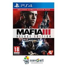 PS4 Mafia III Deluxe Edition (R2)