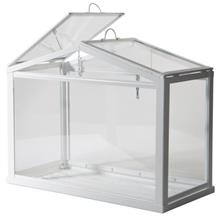 [Free shipping]Ikea Greenhouse, Indoor/outdoor, White