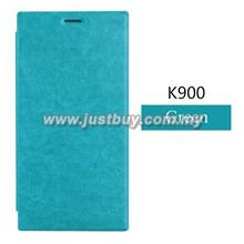 Lenovo K900 Smart Flip Cover - Green