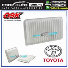 Toyota Harrier RX330 2.4 2002 - 2011 OSK Replacement Air Filter