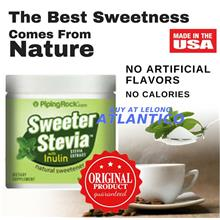 Piping Rock, Sweeter Stevia 4.5 oz (128 g) Jar