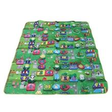 Foldable Kid Care Moisture-proof Playing Crawl Mat Foam Picnic Blanket Rug (MU