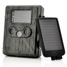 1080p Motion Detect Trail Camera + Solar Panel (WP-HT06).