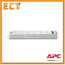 APC PM5U-UK Essential SurgeArrest 5 outlets with 5V, 2.4A 2 port USB Charger 2