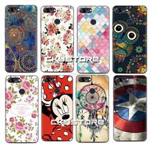 Asus Zenfone Max Plus (M1) ZB570TL Cartoon SOFT TPU SLIM Case