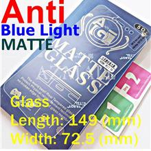 FULL Matte Anti Blue Light Tempered Glass Xiaomi Redmi Note 5A /Prime