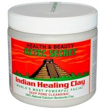 AZTEC SECRET, Indian Healing Clay, Deep Cleanse & Fighting Acne (454g)
