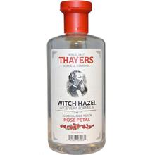 Thayers, Rose Petal Witch Hazel, Alcohol-Free Toner (355ml)
