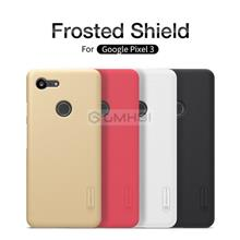 Google Pixel 3 XL Nillkin Super FROSTED Shield Hard Back Cover Case