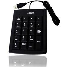 USB Numeric Keyboard Financial Keypad for Laptop Computer