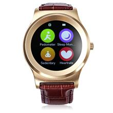 NEECOO V3 HEART RATE MONITOR SMART WATCH (GOLDEN)